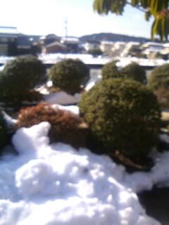 雪の能登で「歌と講演」