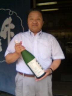 能登町「数馬酒造」から大相撲甚句!