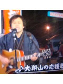 MROテレビ「レオスタ」穴水町から生中継〜っ!!